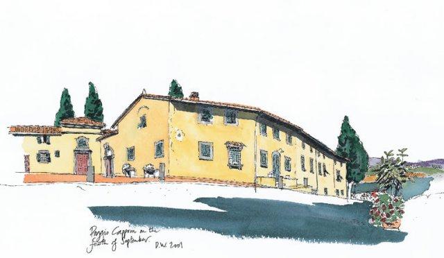 Ferienwohnung Borghetto-Giaggioli (871017), Montespertoli, Florenz - Chianti - Mugello, Toskana, Italien, Bild 7