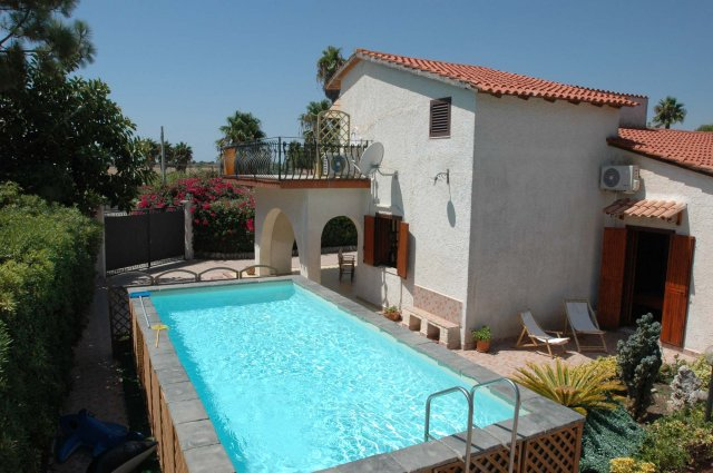 Maison de vacances Villa Paradiso 8 (871094), Ognina, Siracusa, Sicile, Italie, image 1