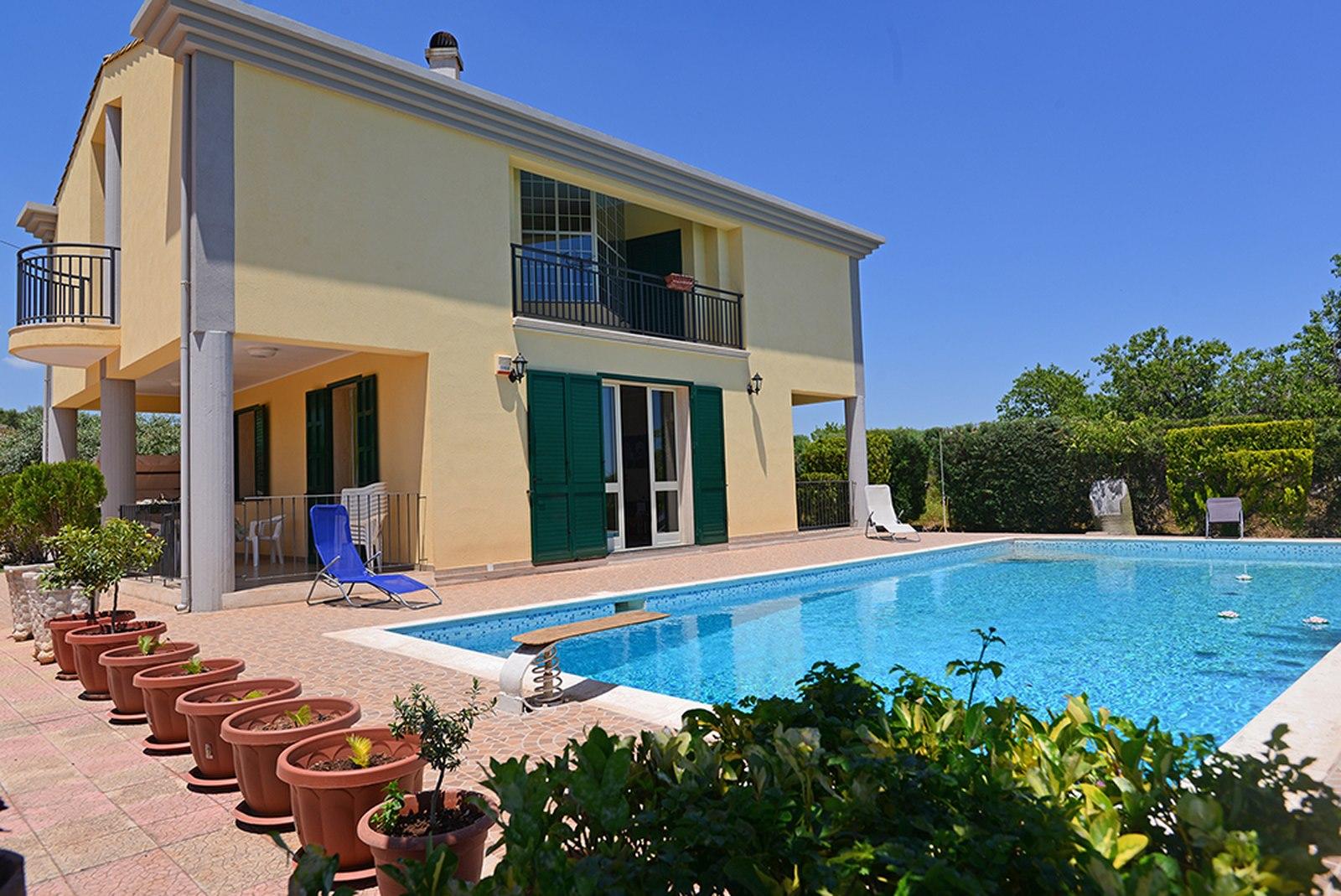 Maison de vacances Villa Paola (1041138), Floridia, Siracusa, Sicile, Italie, image 20