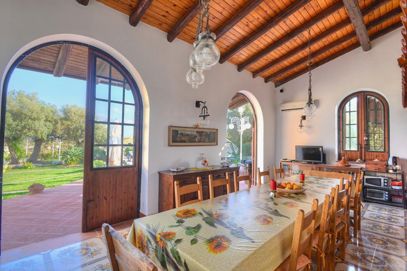 Maison de vacances Villa Casa (1531407), Solarino, Siracusa, Sicile, Italie, image 2