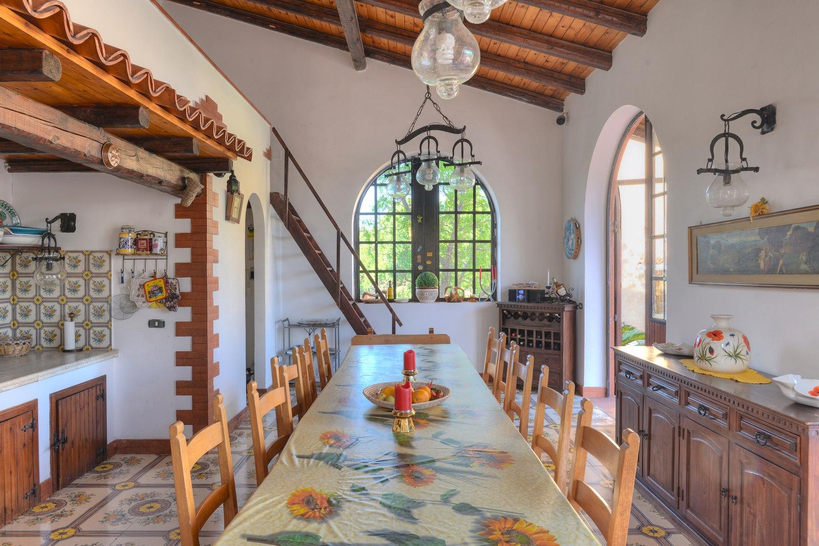 Maison de vacances Villa Casa (1531407), Solarino, Siracusa, Sicile, Italie, image 4