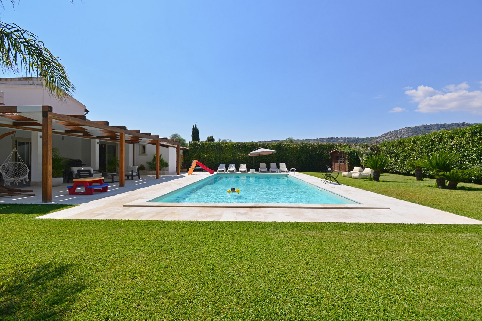 Maison de vacances Villa Monasteri (1606039), Floridia, Siracusa, Sicile, Italie, image 36