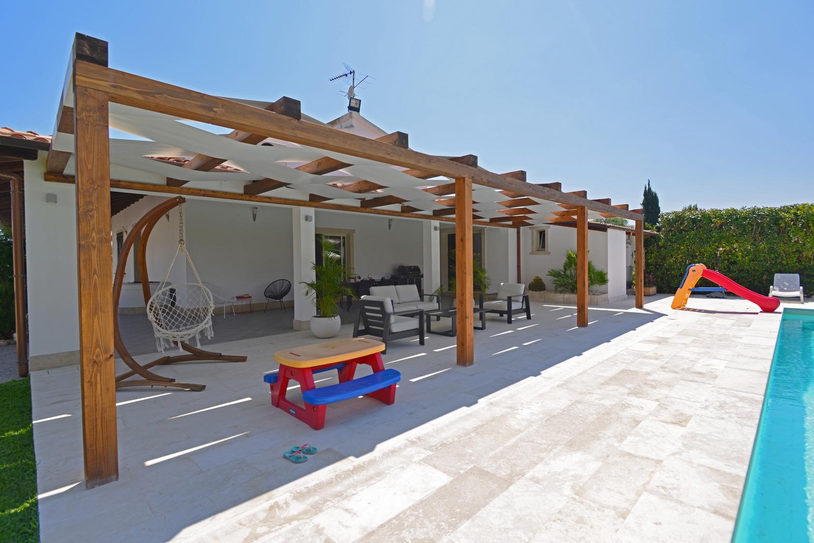 Maison de vacances Villa Monasteri (1606039), Floridia, Siracusa, Sicile, Italie, image 44