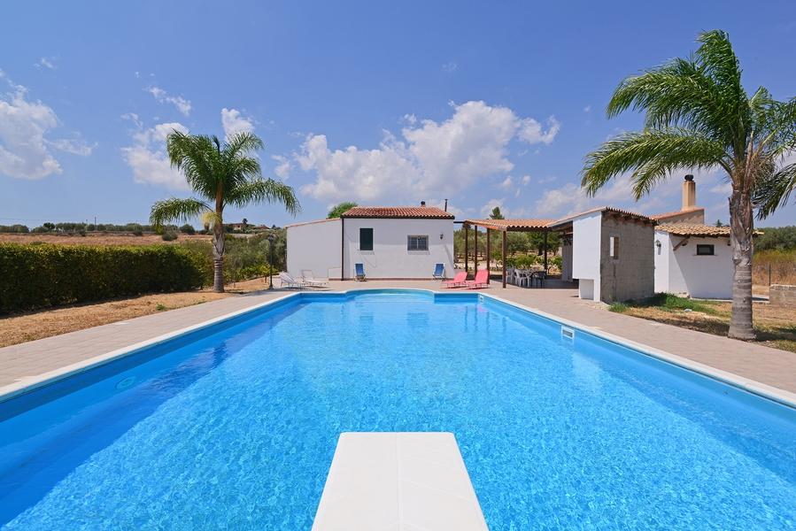 Maison de vacances Villa Gabriele (2006864), Floridia, Siracusa, Sicile, Italie, image 1